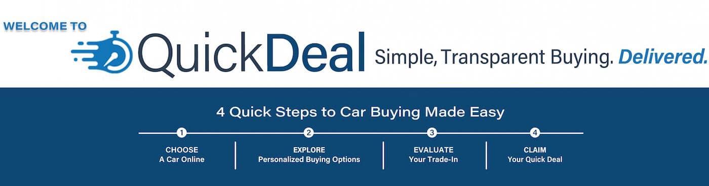 Quick Deal banner