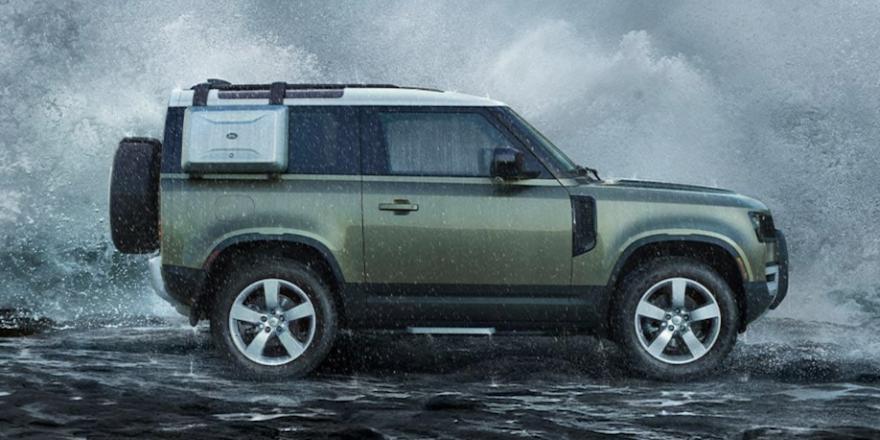 Land Rover Defender Adventure Pack
