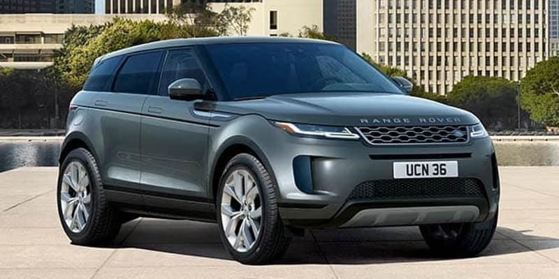 2020 Range Rover Evoque S