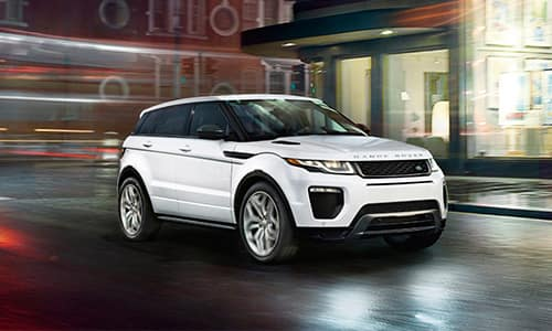 2018 Land Rover Range Rover Evoque SE 5 Door