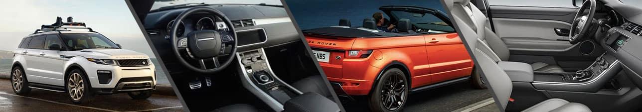 New 2019 Range Rover Evoque for sale in Fort Pierce FL