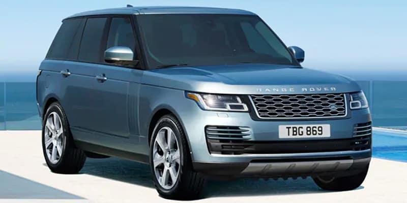 2019 Land Rover Range Rover SWB HSE