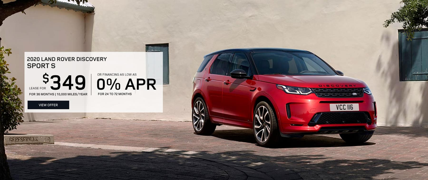 Land Rover Discovery Sport S -feb-2021