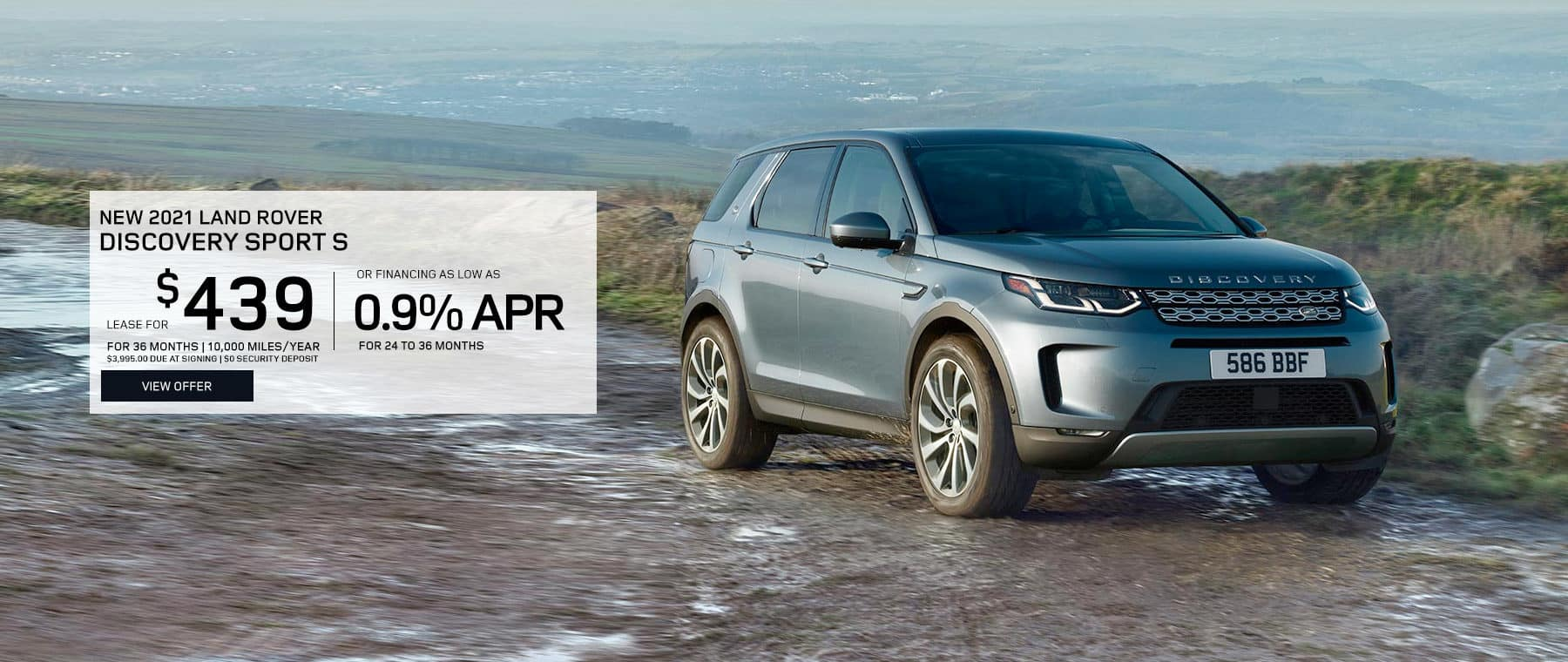 Discovery Sport Special