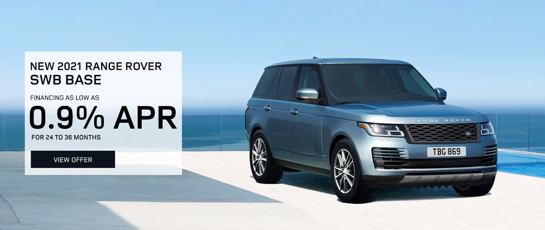 Range Rover SWB Special