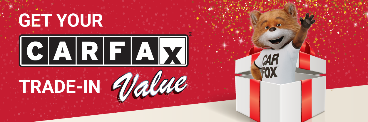 Get your CarFax trade-in value