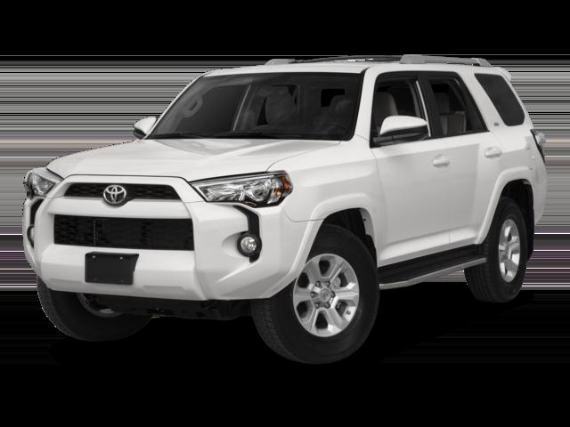 2017 Toyota 4Runner 4WD SR5