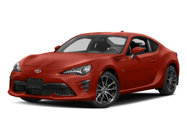 2017 Toyota 86 Manual SE