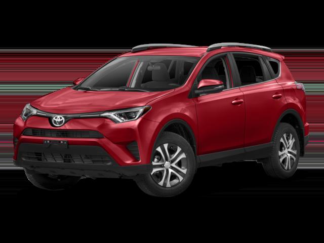 2017 Toyota RAV4 LE FWD SE