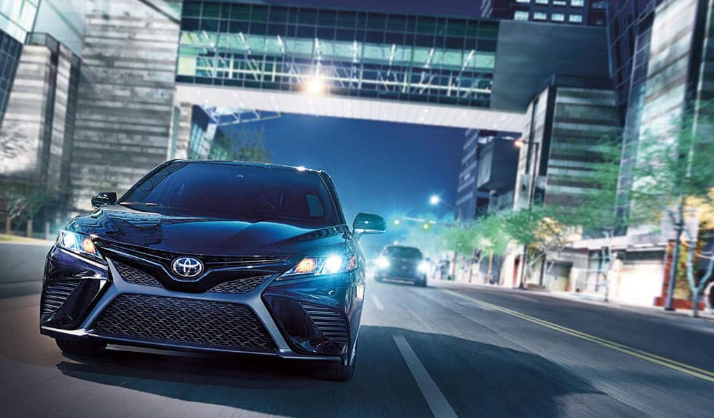 2018 Toyota Camry performance