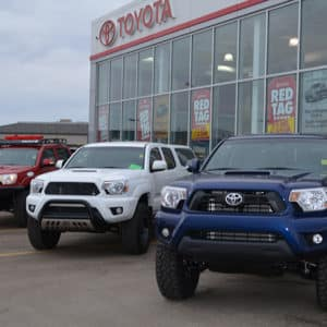Toyota Tacoma Projects