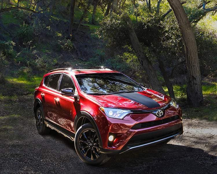 2018 toyota rav4 hybrid overview lethbridge toyota. Black Bedroom Furniture Sets. Home Design Ideas