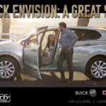 Buick Envision Matthews