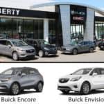 Buick Encore vs Buick Envision
