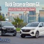 Buick Encore and Buick Encore GX - Charlotte NC