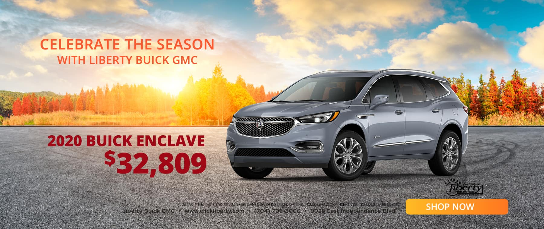 Buick Enclave On Sale Near Me - Charlotte NC