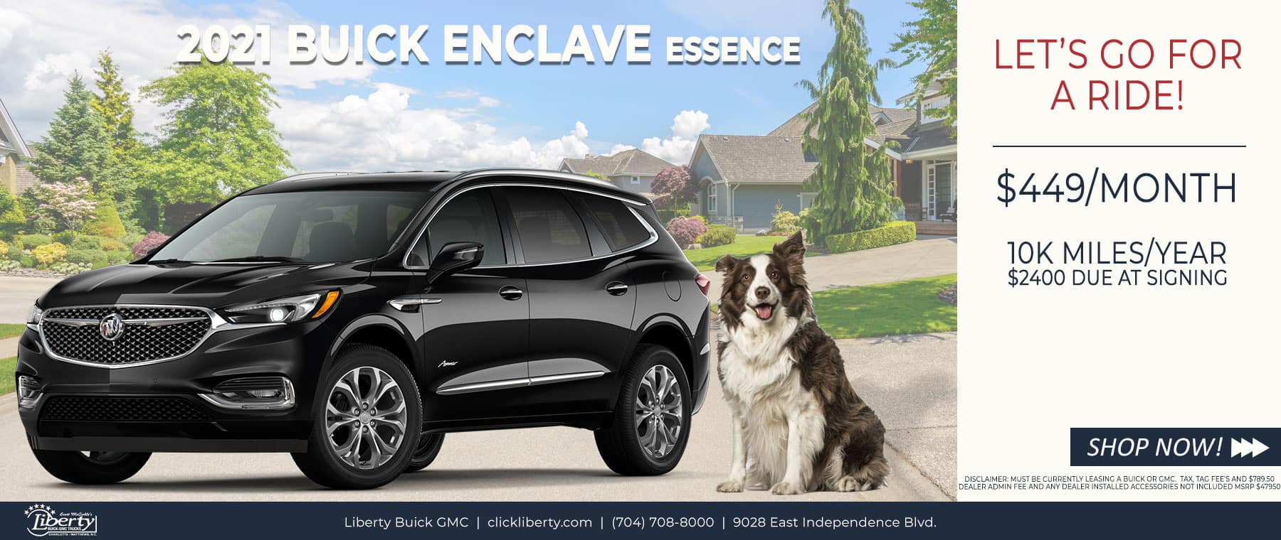 Liberty_April_Buick_Enclave_Lease_Special
