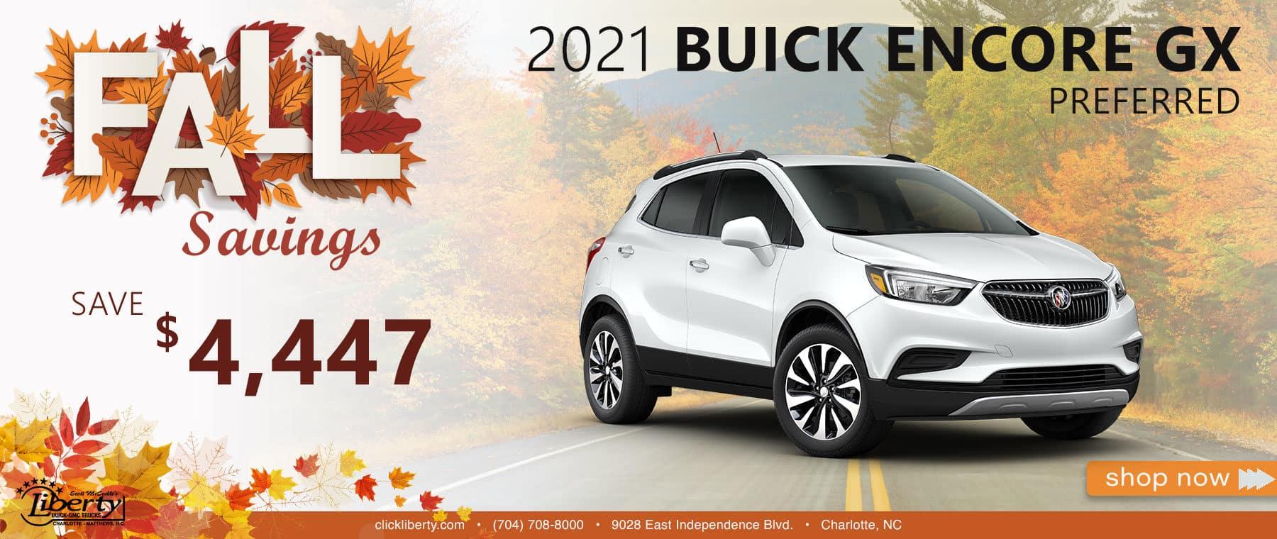 2021 Buick Encore GX Charlotte