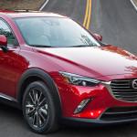 2016 Mazda CX-3 Subcompact Crossover