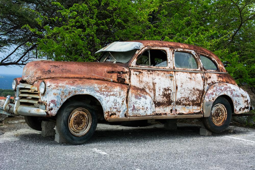 Dead Car As Is