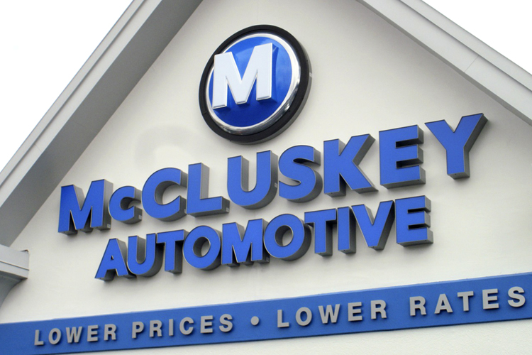 McCluskeyAutomotive