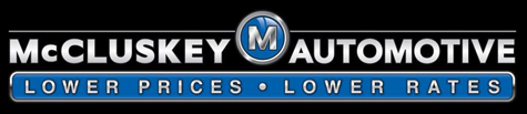 McCluskey Automotive Logo
