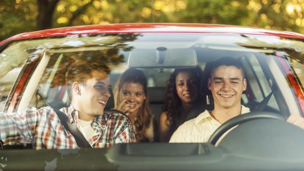 millenials-driving