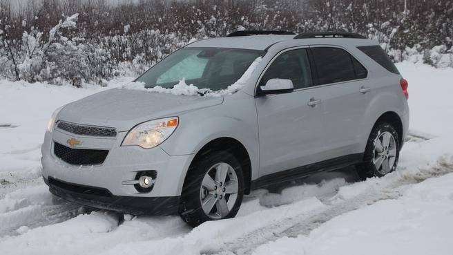 chevy equinox winter