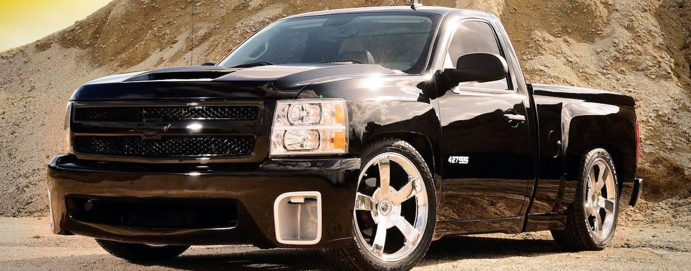 Chevy Silverado 2008
