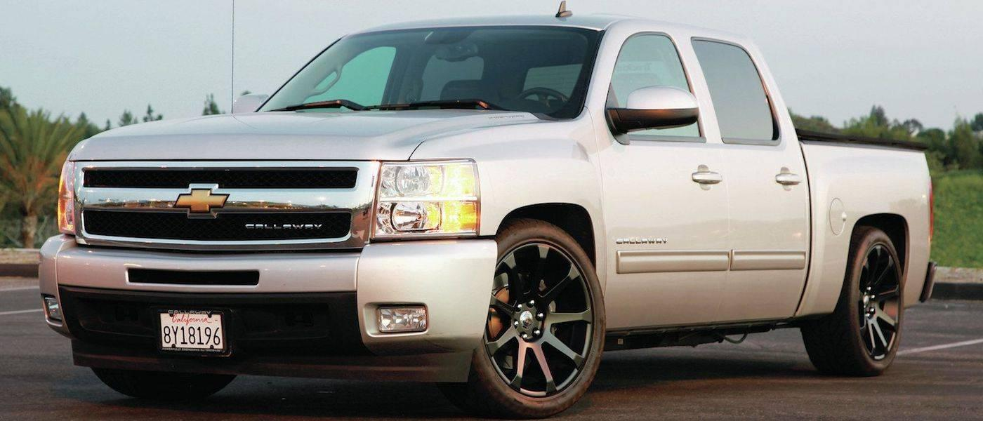 Chevy Silverado 2011