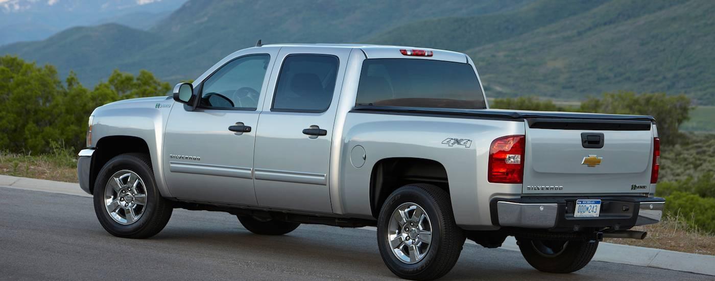 Chevy Silverado 2012