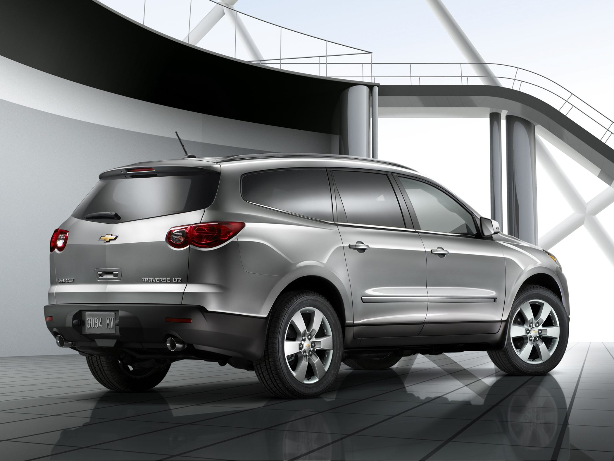 Used Chevy Traverse >> Used Chevy Traverse Mccluskey Automotive