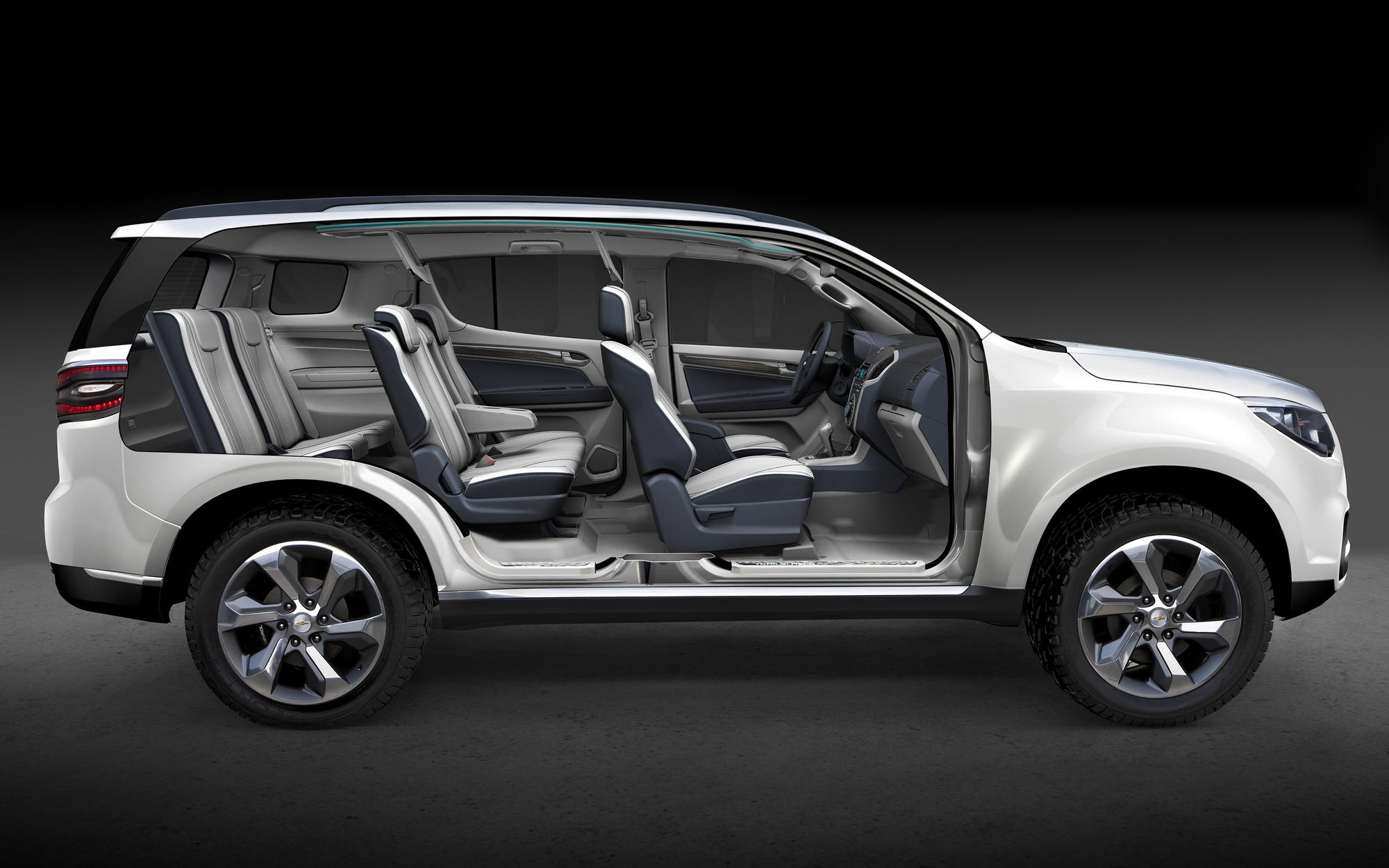 2012 Used Chevy Traverse interior