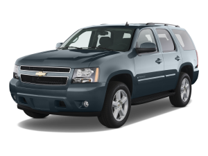 Silver 2009 Used Chevy Tahoe