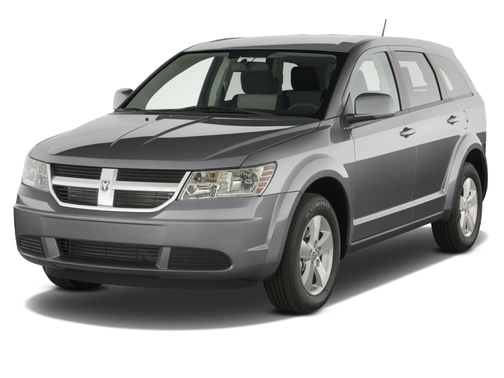 Silver 2009 Used Dodge Journey