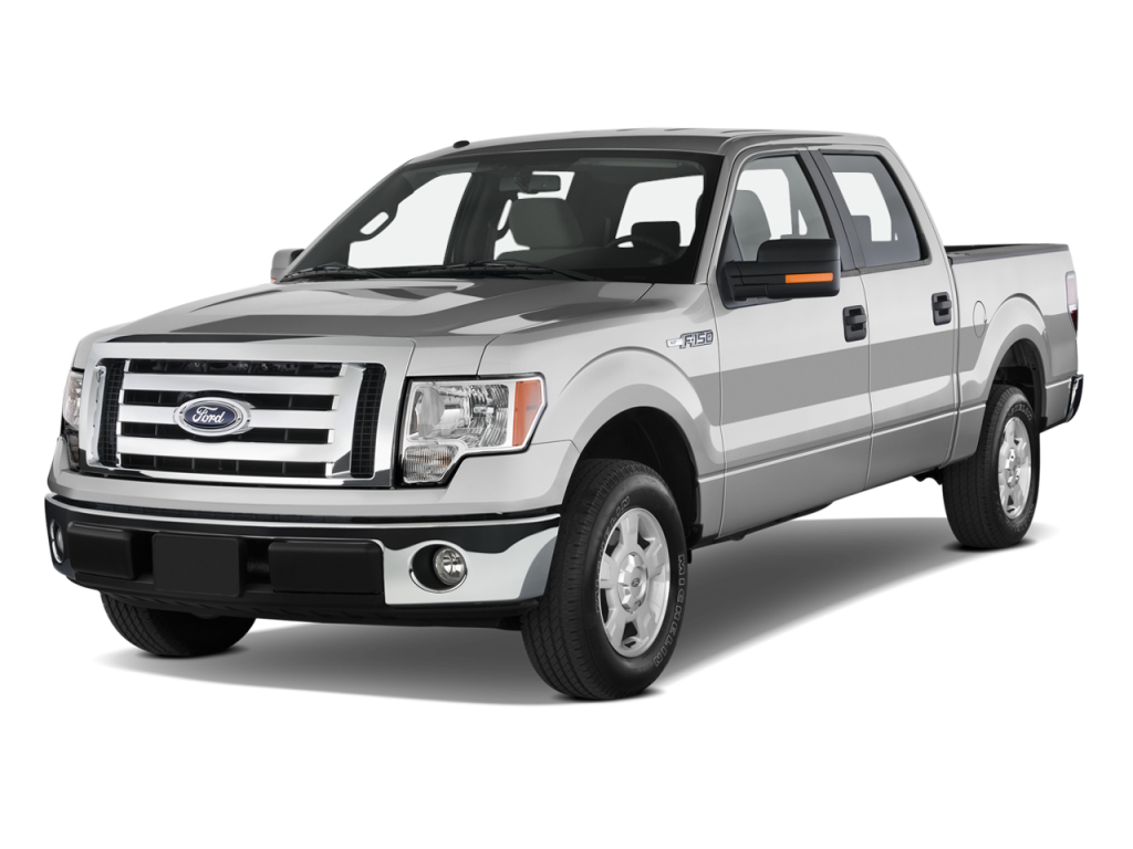 Silver 2009 Used Ford F-150