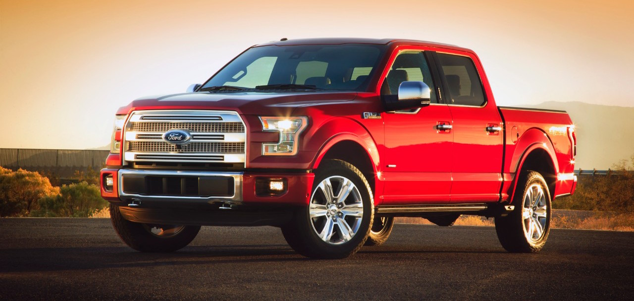 Red 2014 Used Ford F-150