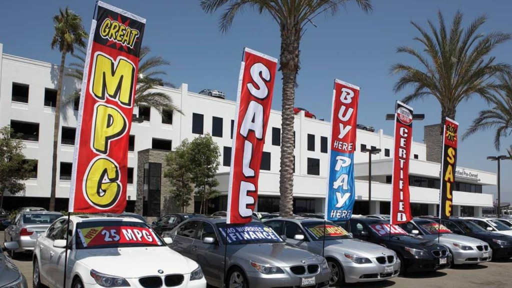 Car Dealerships Finance With Bad Credit