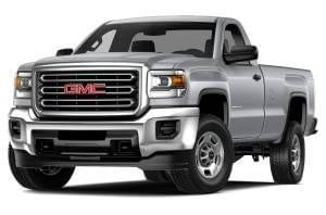 Silver 2015 Used GMC Sierra 2500HD