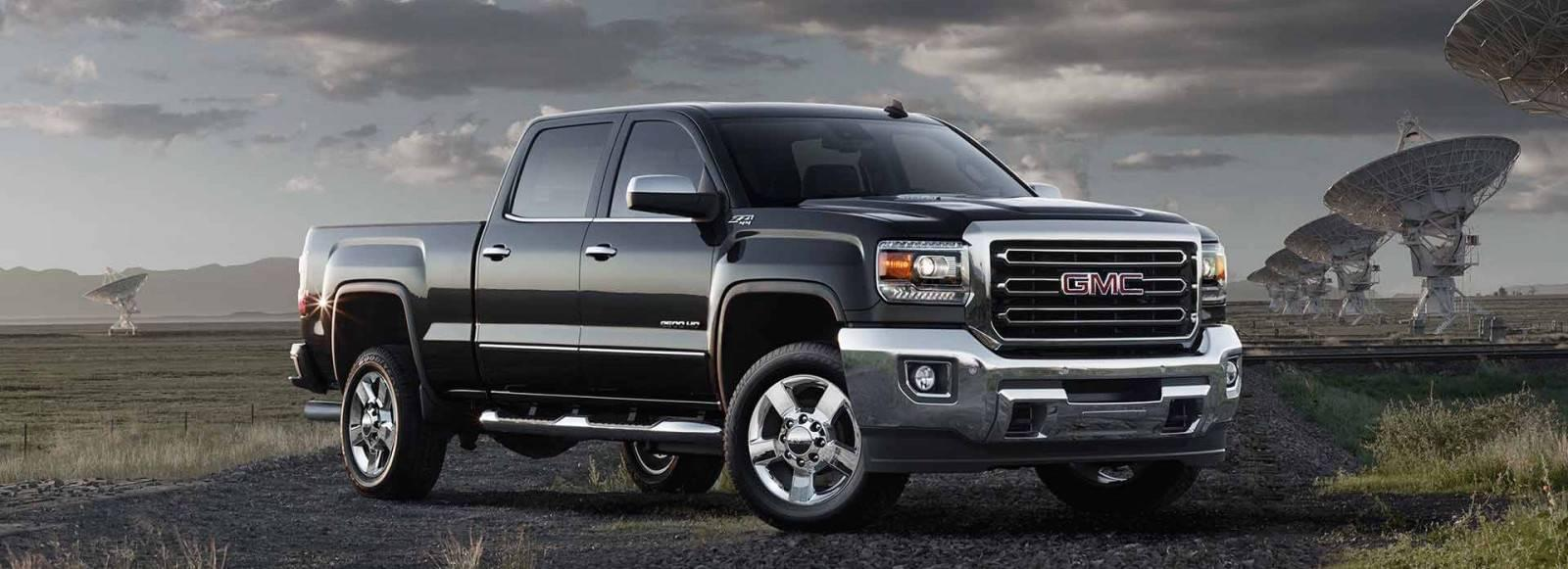 GMC Sierra Redesign