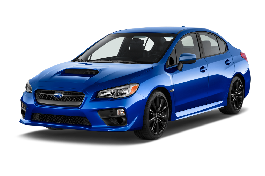 Blue 2016 Used Subaru WRX