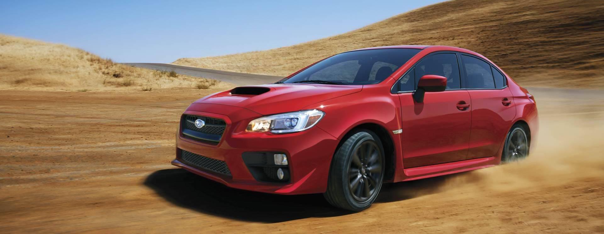 Subaru WRX For You