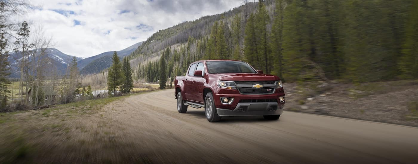 Chevy Colorado 2017