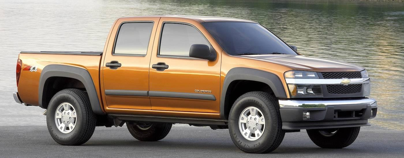 Chevy Colorado 2007