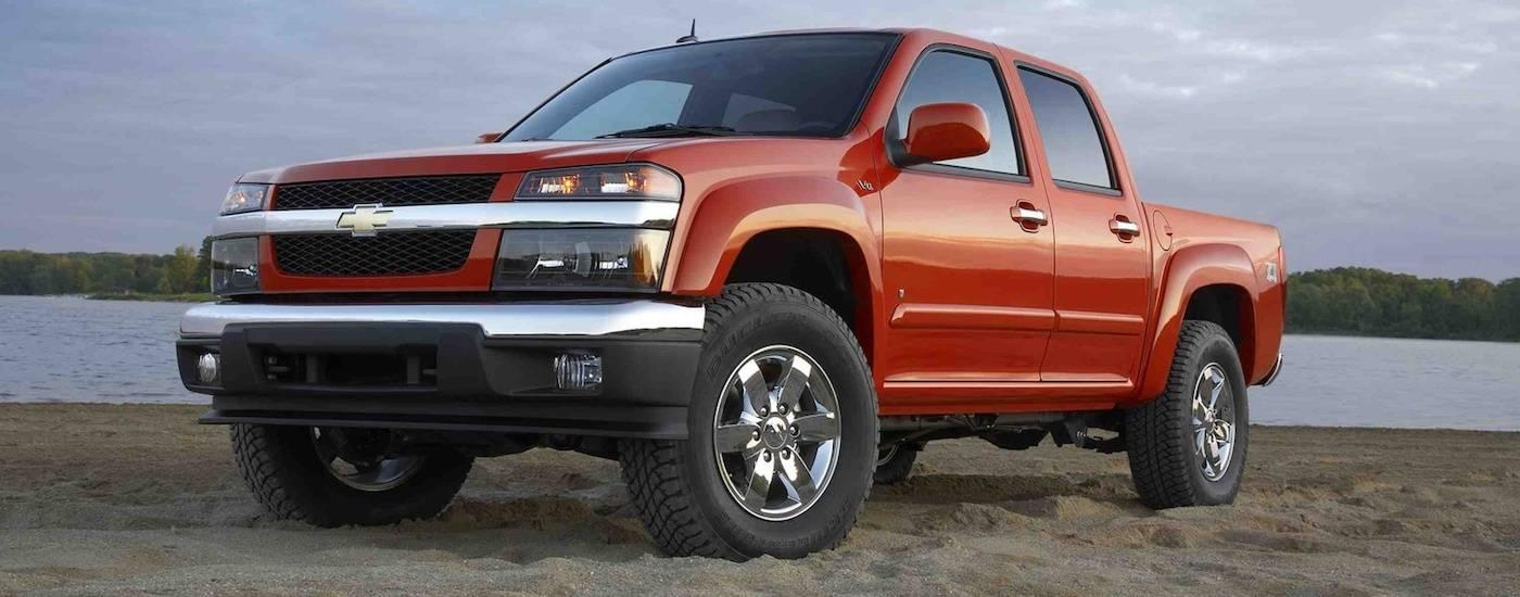 Chevy Colorado 2012
