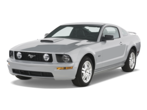 Silver Used Ford Mustang