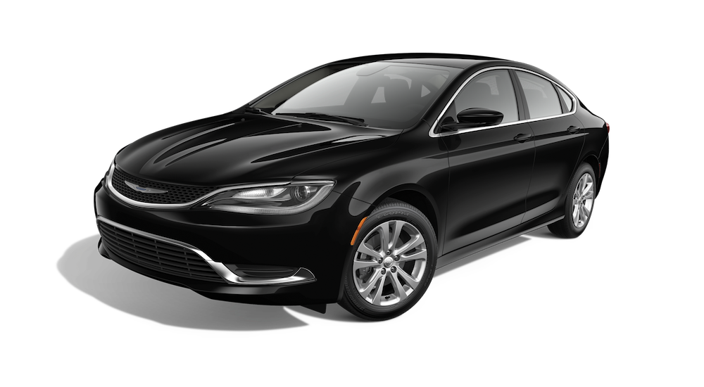 2015 Used Chrysler 200