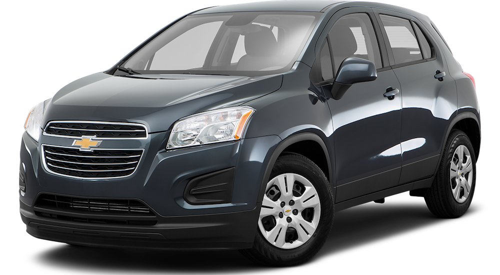 Used Chevy Trax Mccluskey Automotive