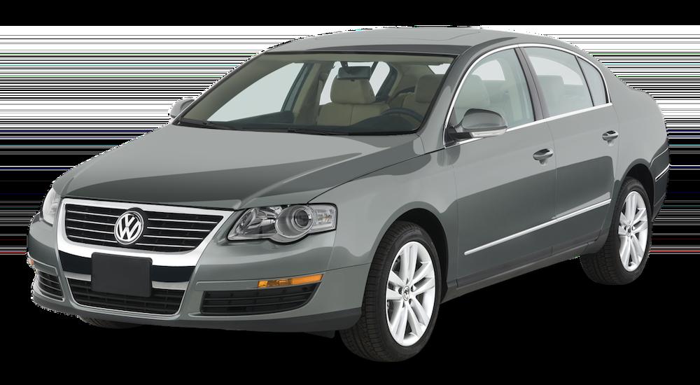 Silver Used Volkswagen Passat