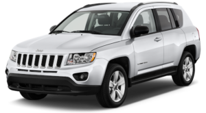 White Used Jeep Compass
